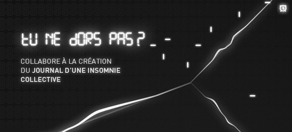 Journal d'une insomnie collective (ONF)