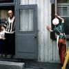 Photo de la rue Demers, tirée du film Les fleurs c'est pour Rosemont