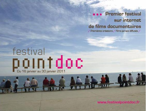Pointdoc – 1er festival de cinéma documentaire sur le Web