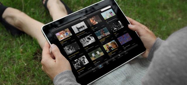 Application Films de l'ONF pour iPad, version 2.0