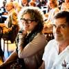 Hélène de Billy et Gilbert Duclos. Photographe : Anne-Marie Lavigne