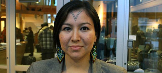 Conversation impromptue sur les tatouages faciaux inuits