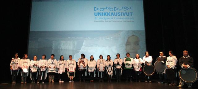 Le projet inuit <em><strong>Unikkausivut : Transmettre nos histoires</strong></em> démarre à Ottawa
