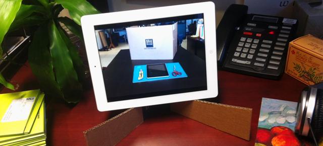 Comment fabriquer un trépied pour votre iPad