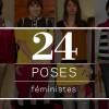 24 poses féministes, un essai photographique