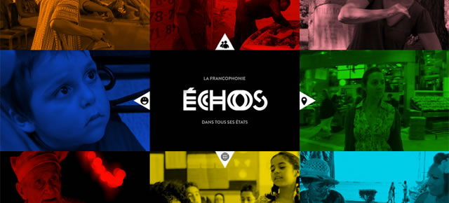 Échos – La francophonie dans tous ses états