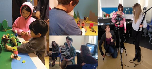 Nouveaux studios d'ateliers éducatifs inaugurés à Montréal