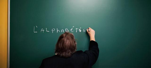 <strong>Des maux illisibles</strong> : un essai Web sur l'analphabétisme
