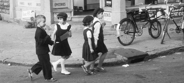 Les quartiers de Montréal à travers les films de l'ONF