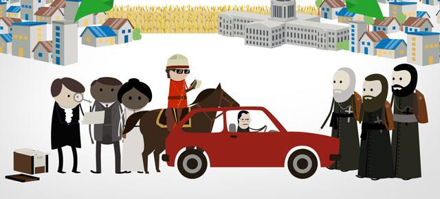 Ta parole est en jeu | Les francophones de l'Ouest canadien