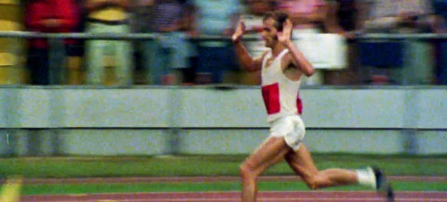 Surprise au marathon des Jeux olympiques de Montréal