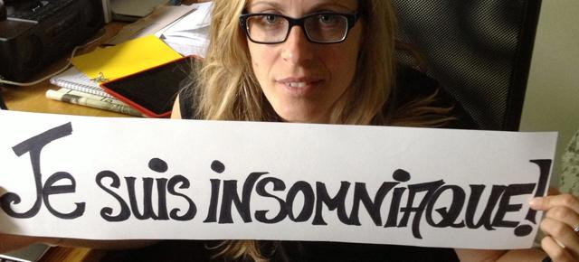 L'auteure Marie-Renée Lavoie fait son coming out : elle est insomniaque