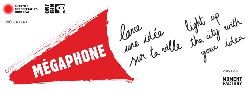 Mégaphone: prenez la parole à Montréal!