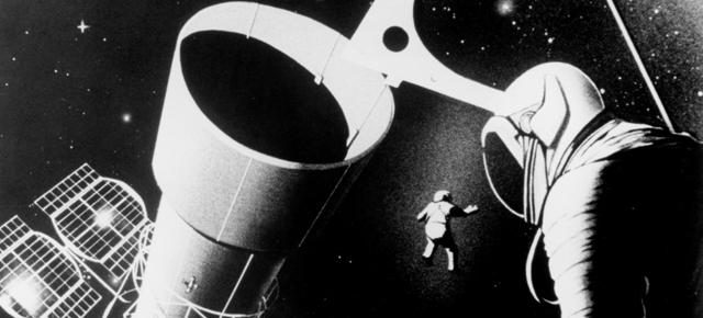 Le film qui a influencé 2001 de Kubrick