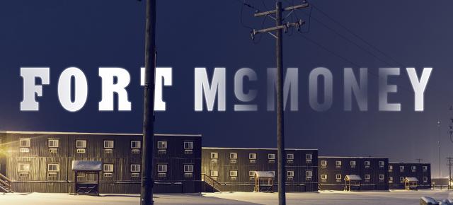 Prenez contrôle de Fort McMoney