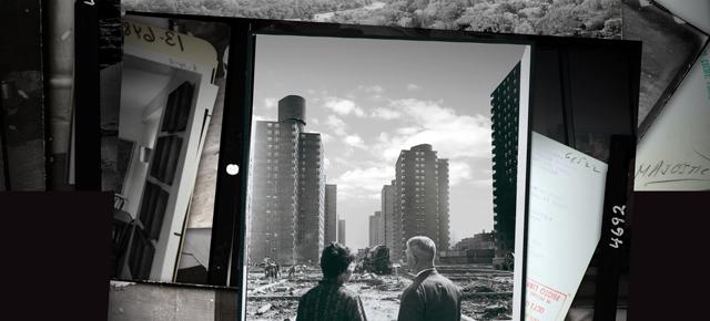 La vie à la verticale : histoire de gratte-ciel
