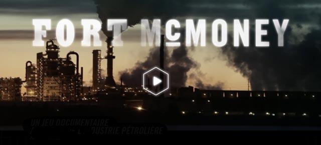 Fort McMoney sera lancé le 25 novembre