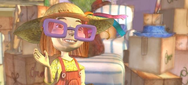 Personnages populaires de l'ONF – 2e partie : films d'animation