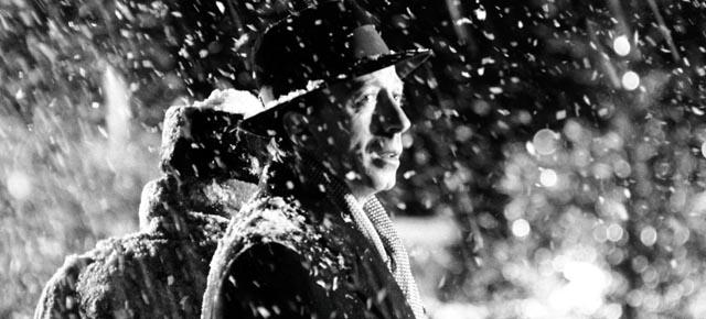 La neige en trois actes