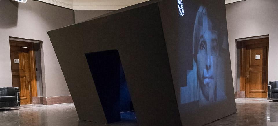 Journal d'une insomnie collective au Musée national des beaux-arts du Québec jusqu'au 6 avril