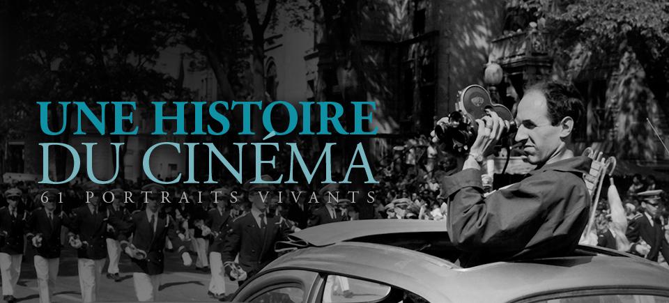 Une histoire du cinéma : genèse d'un projet d'envergure