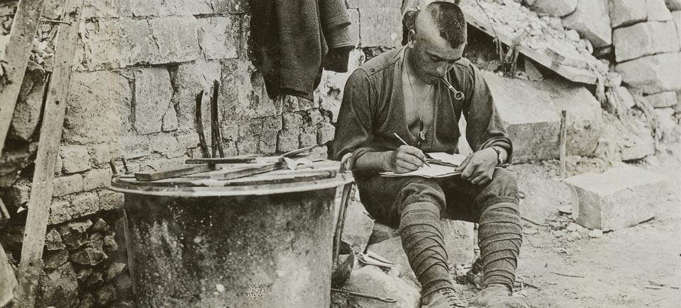 Films pour les 100 ans de la Première Guerre mondiale