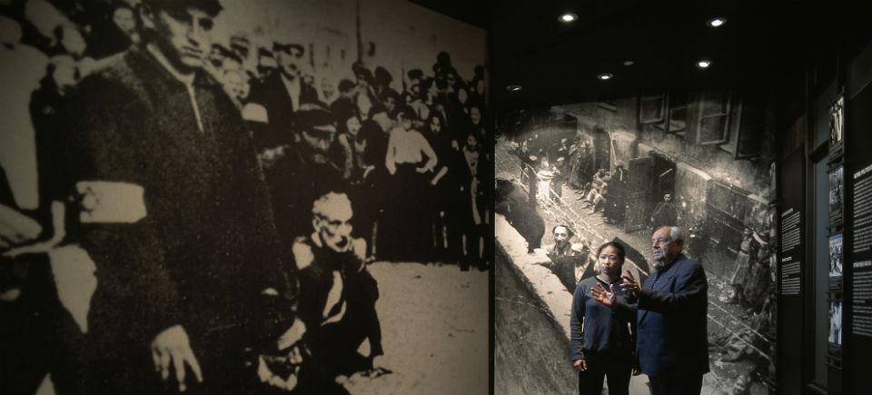 Outils pédagogiques pour l'enseignement de l'Holocauste
