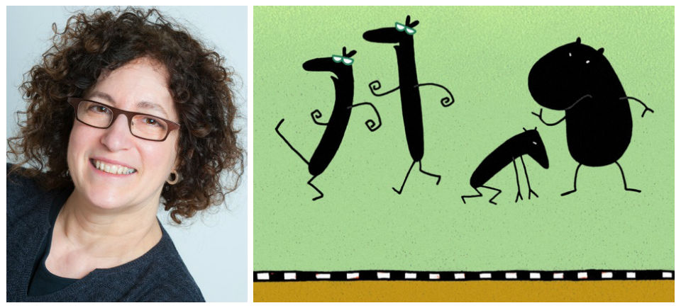 Entretien avec Janet Perlman, cinéaste en résidence au Musée de la civilisation