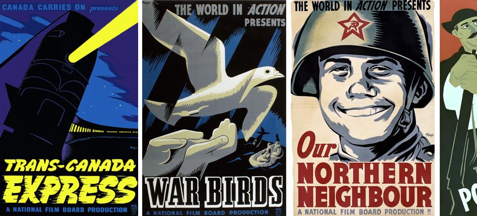 Harry Mayerovitch | Découvrez l'artiste derrière les plus belles affiches de propagande de l'ONF