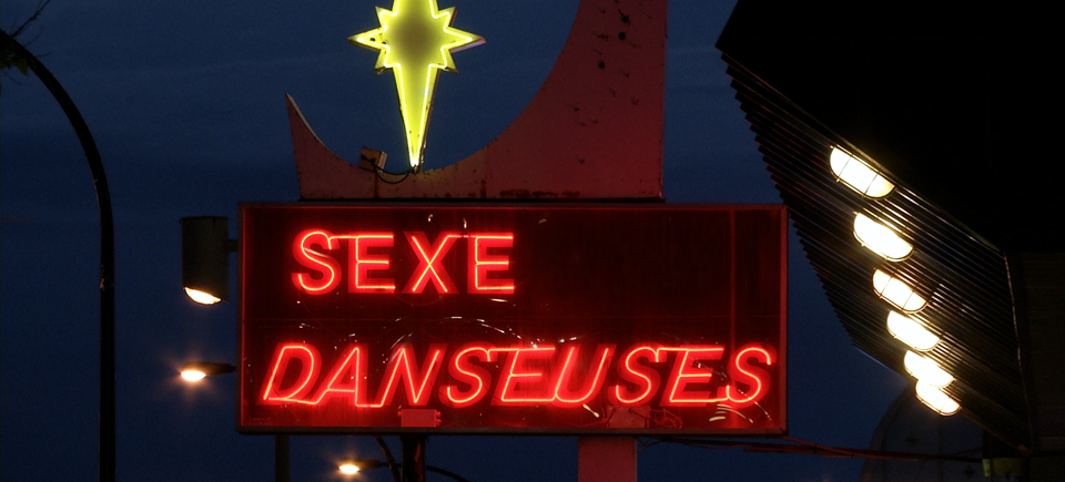 3 documentaires sur la prostitution au Canada
