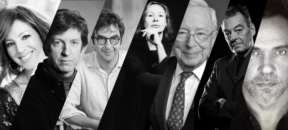 Découvrez les 7 nouveaux courts métrages de l'ONF sur les lauréats des Prix du Gouverneur général pour les arts du spectacle 2015