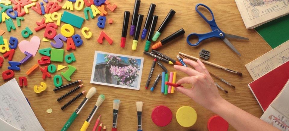 4 projets artistiques inspirants à réaliser avec vos enfants