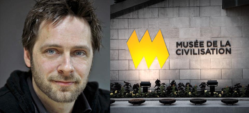 Image X Image | Venez rencontrer Patrick Bouchard, dernier cinéaste en résidence au Musée de la civilisation