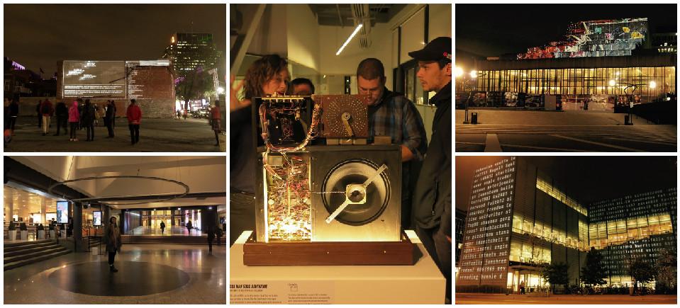 Espace commun? | Un parcours de 8 oeuvres inédites pour repenser l'art dans l'espace public à l'ère numérique