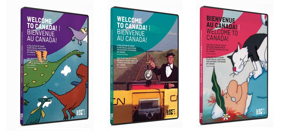 Bienvenue au Canada! L'ONF offre le cinéma en cadeau aux réfugiés syriens