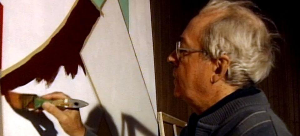 Marcel Barbeau | L'homme qui voulait mourir un pinceau à la main