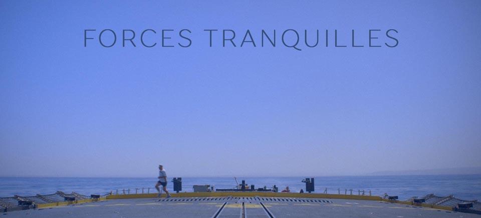 Forces tranquilles | Le journal de bord de Sophie Dupuis
