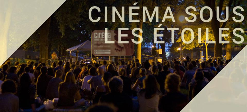 Cinéma sous les étoiles: gratuit, partout, et révolutionnaire