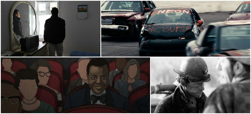 4 films de l'ONF au Festival de cinéma de Québec