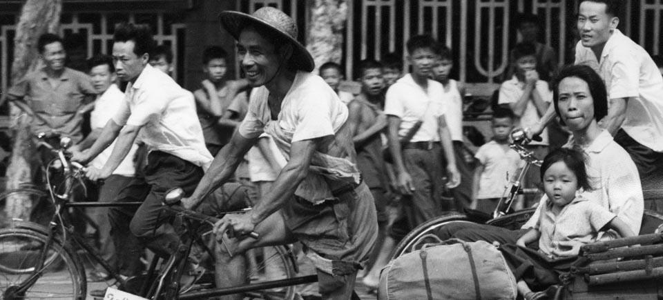 L'ONF en Chine au temps de la Révolution culturelle