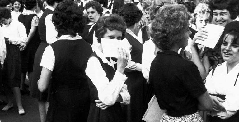 Photos | Première journée d'école, Saint-Henri, 1962