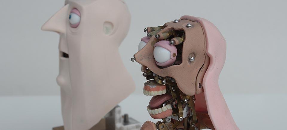 La girouette | Entrevue avec Jim Randall, expert en animatronique