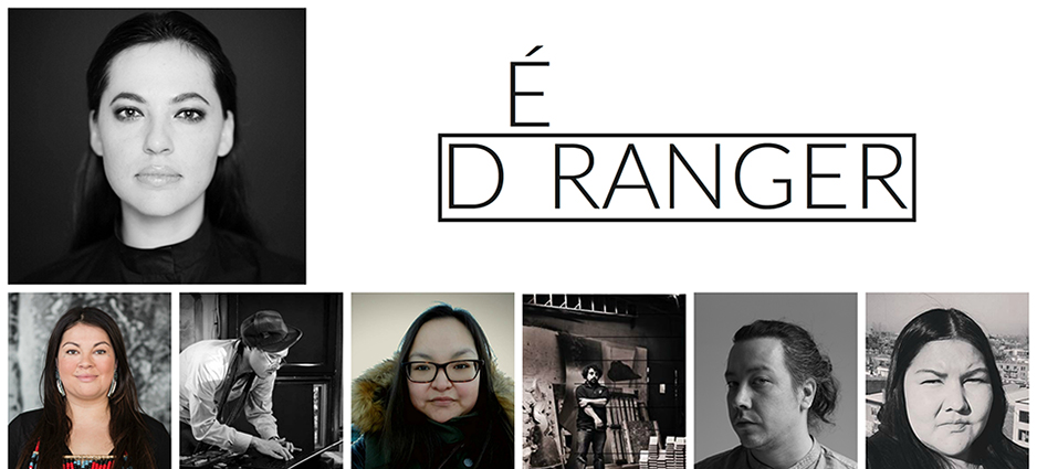 DÉRANGER | Carte blanche à 7 jeunes artistes autochtones