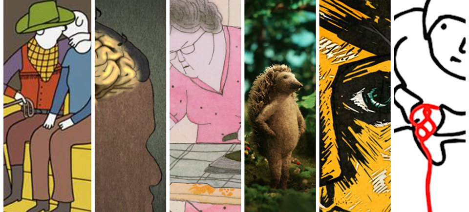 6 leçons de cinéma présentées par l'ONF et les Sommets du cinéma d'animation