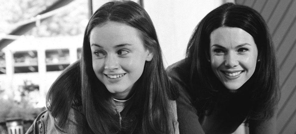 L'ONF et la populaire série américaine Gilmore Girls