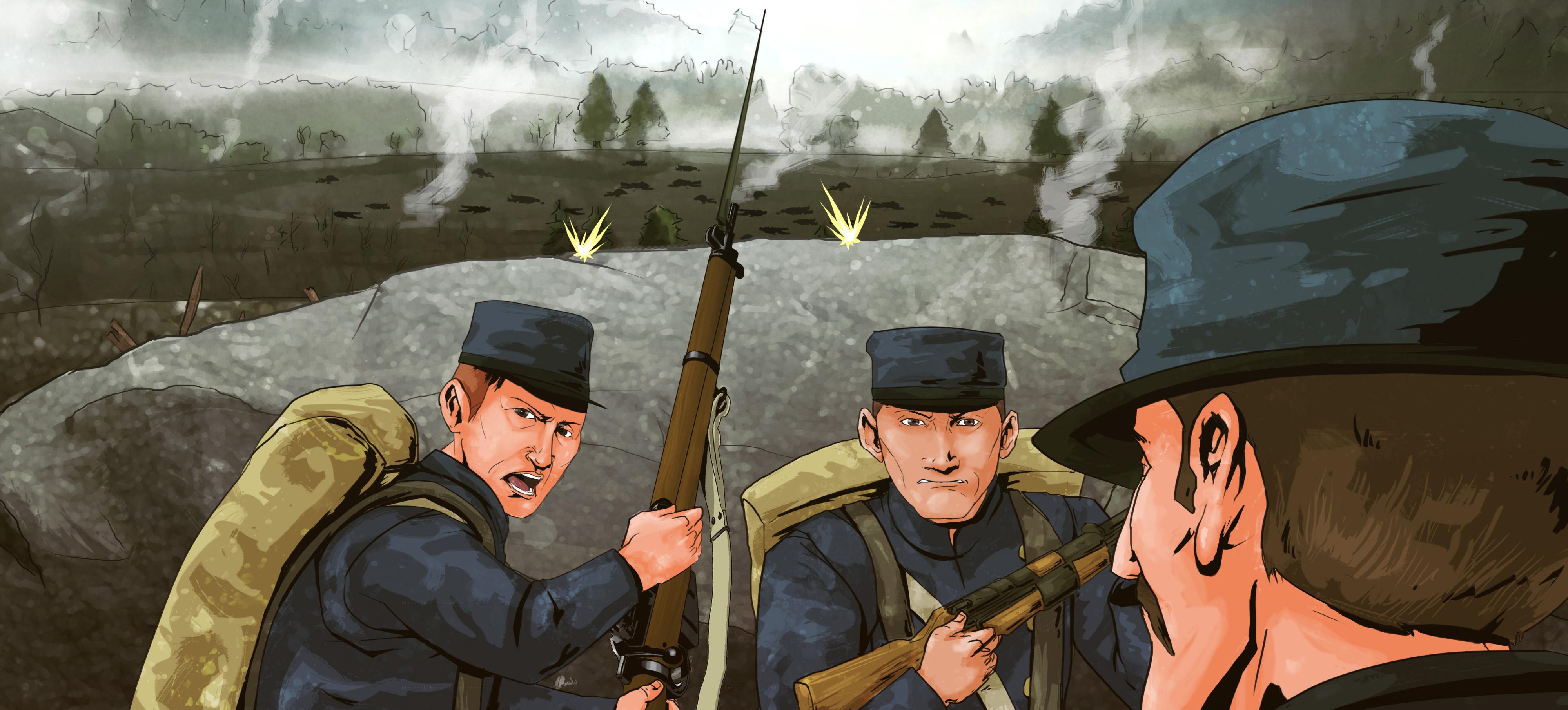 Le journal de Rose : un feuilleton pour étudier la Grande Guerre (5/10)