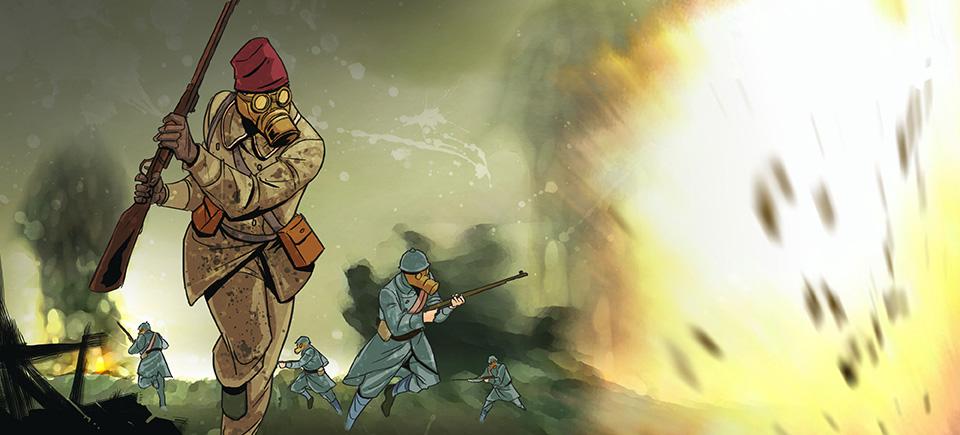 Étudiez la Première Guerre mondiale avec Le journal de Rose (4/10)