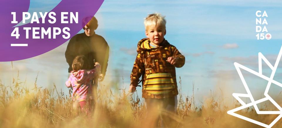 Canada 150 | Un pays en quatre temps : découvrez notre programmation spéciale en ligne!