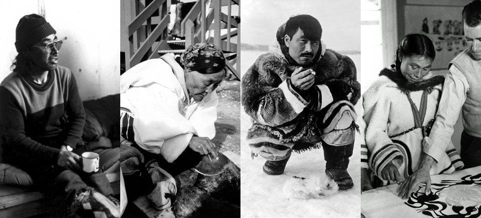 L'art arctique | Regardez 7 films de l'ONF sur l'art et les artistes inuits