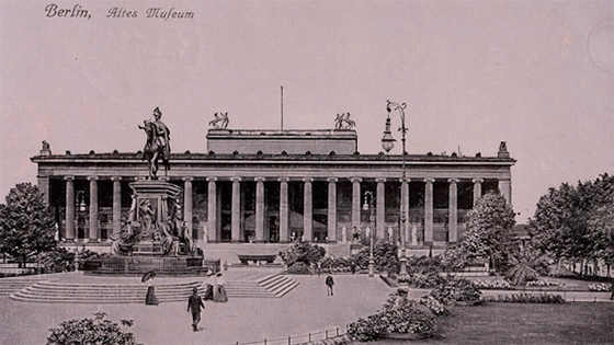 Altes Museum - Journal de Rose